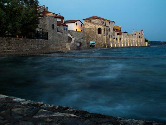 Stadtmauer von Novigrad