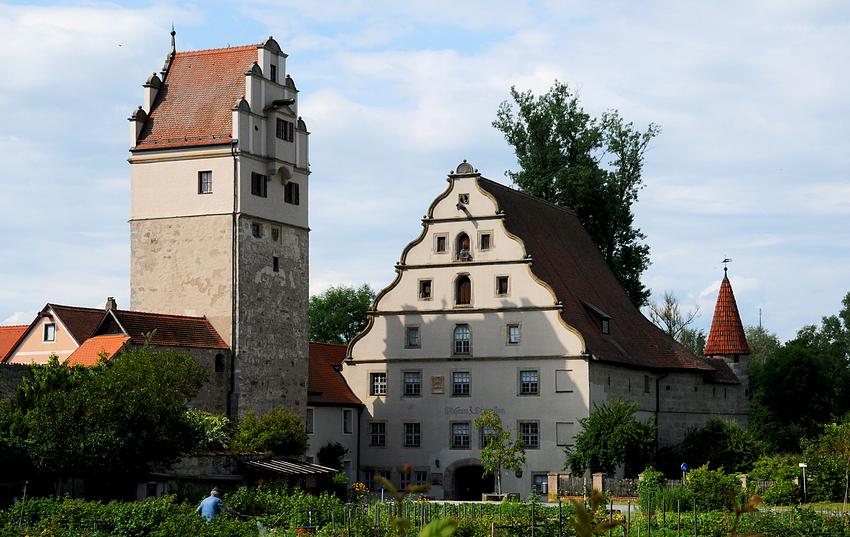 Stadtmühle am Nördlinger Tor