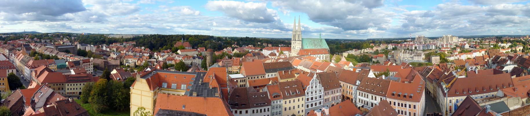 Stadtpanorama Görlitz Nord