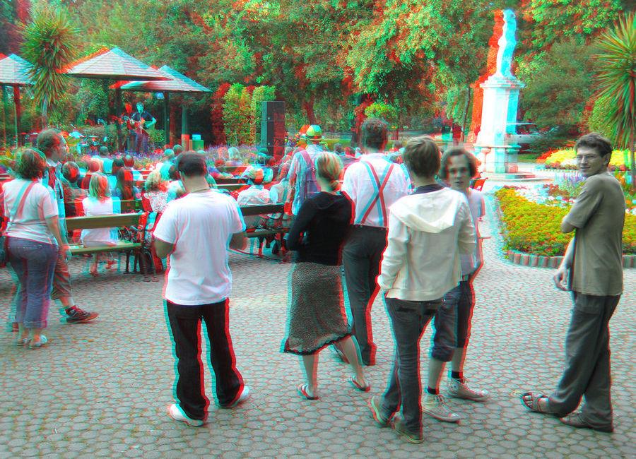 Stadtpark 4 (3D-Foto)