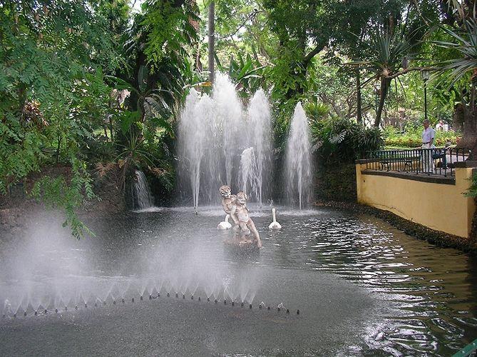Stadtpark-Funchal