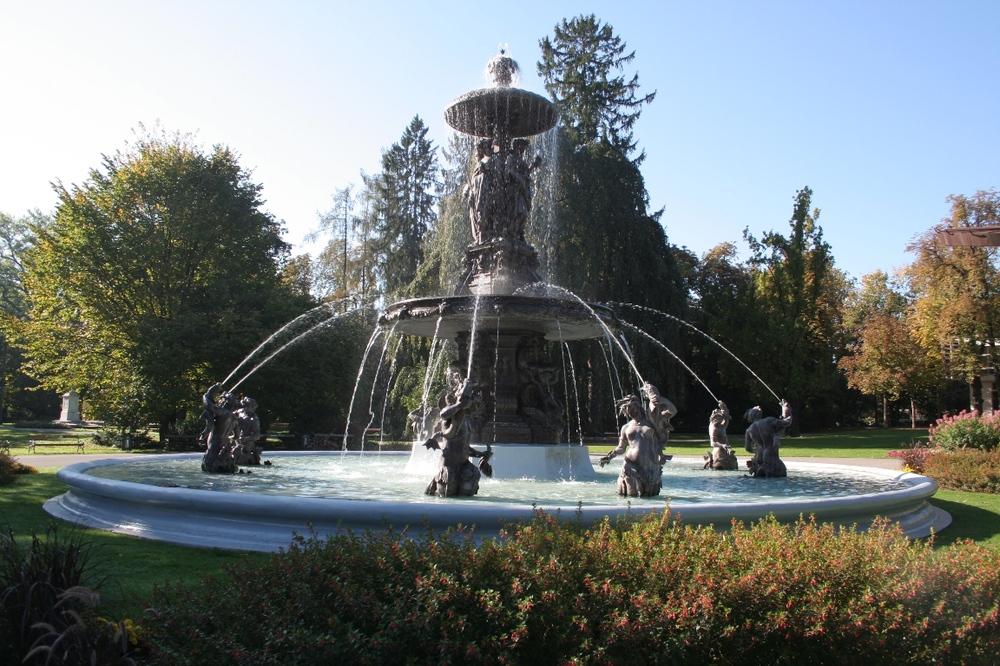 Stadtparkbrunnen