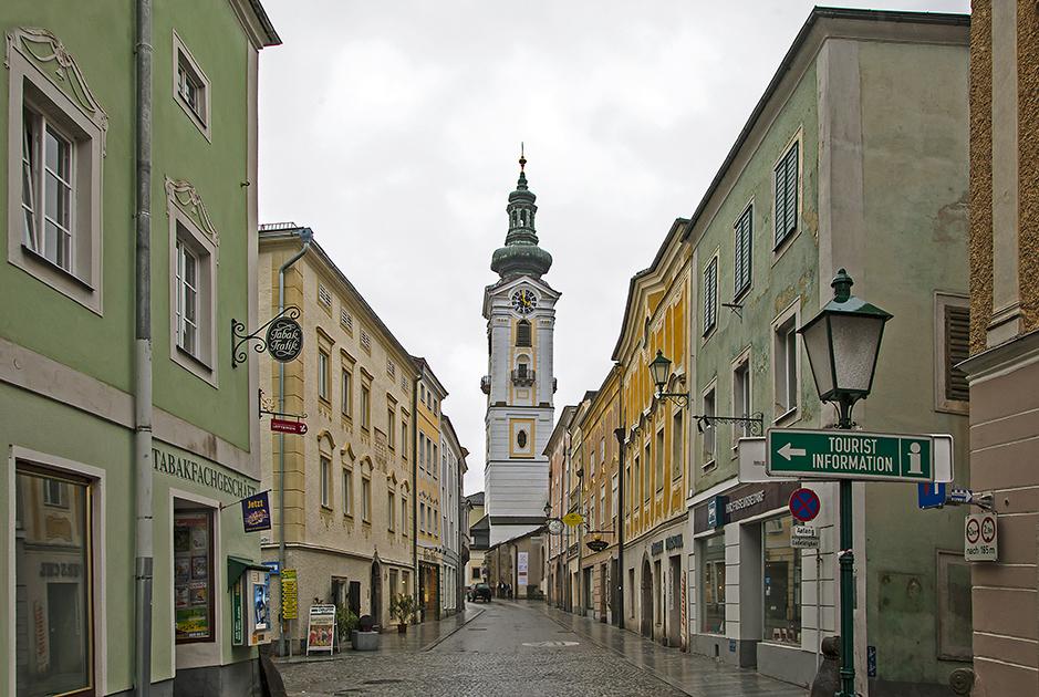 Stadtpfarrkirche Freistadt