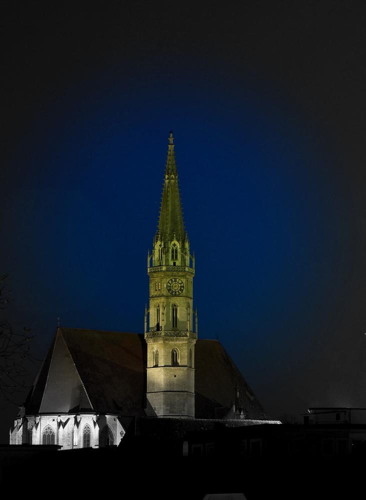 Stadtpfarrkirche in Steyr (OÖ)
