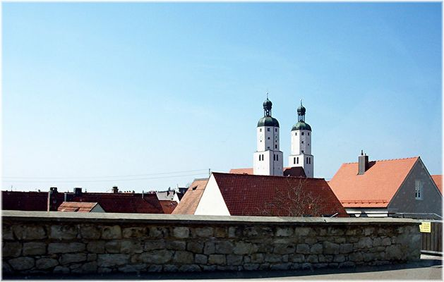Stadtpfarrkirche in Wemding