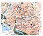 Stadtplan Palma de Mallorca