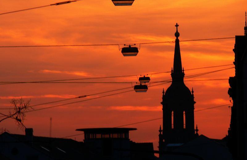 Stadtrundfahrt in Dresden 1