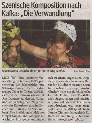 StadtRundschau Linz 26.1.2012