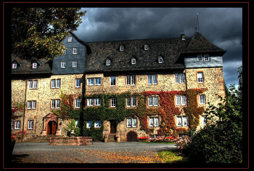 Stadtschloss ..