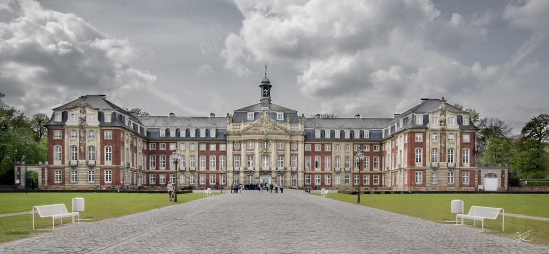 Stadtschloss Münster