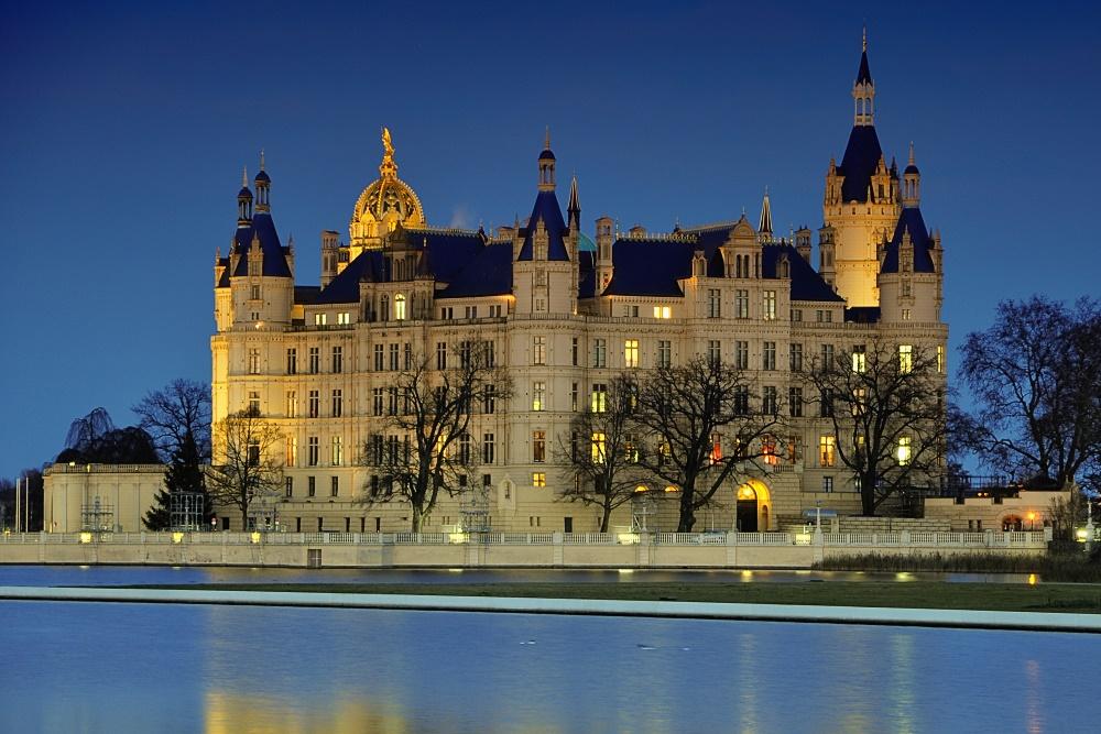 Stadtschloss Schwerin 1