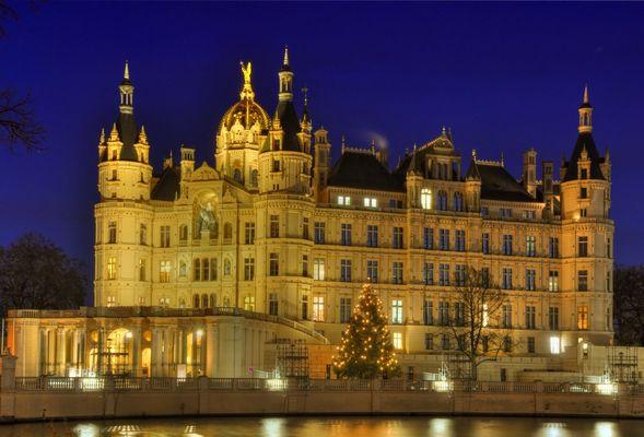 Stadtschloss Schwerin 4