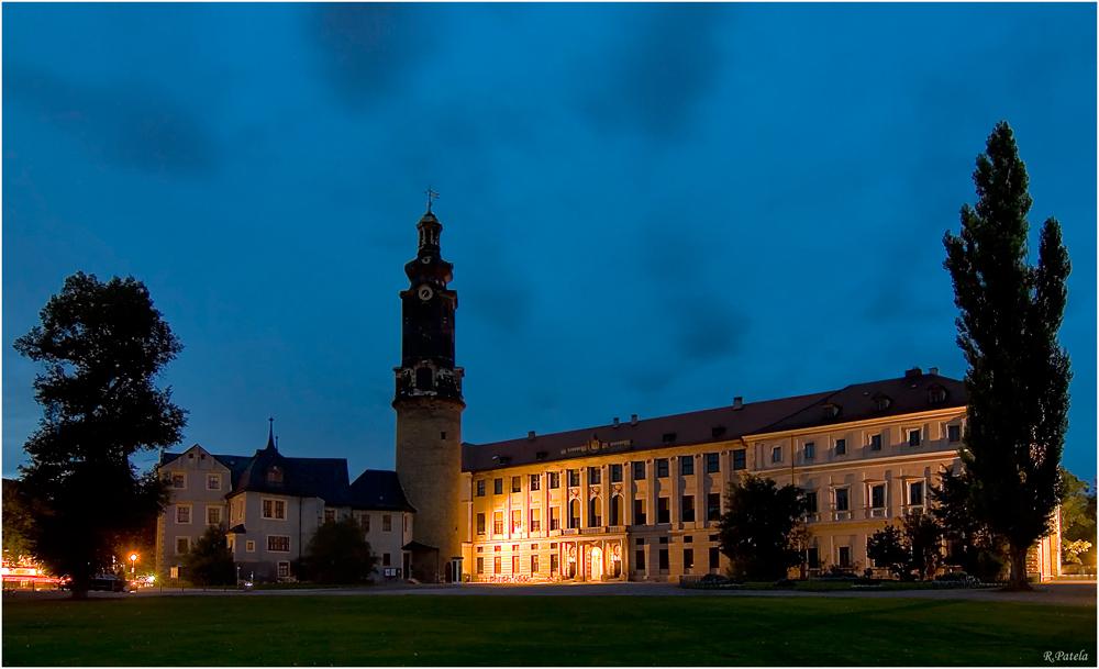 Stadtschloss-Weimar
