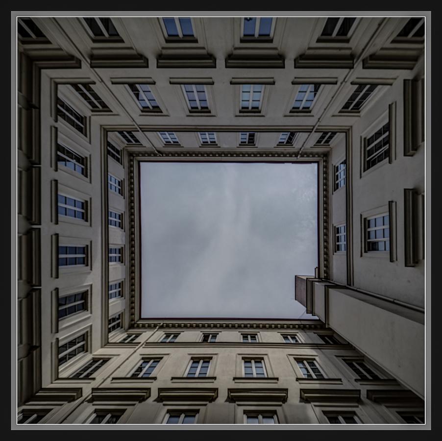 Stadtspaziergang: Innenhöfe - Adlerhof