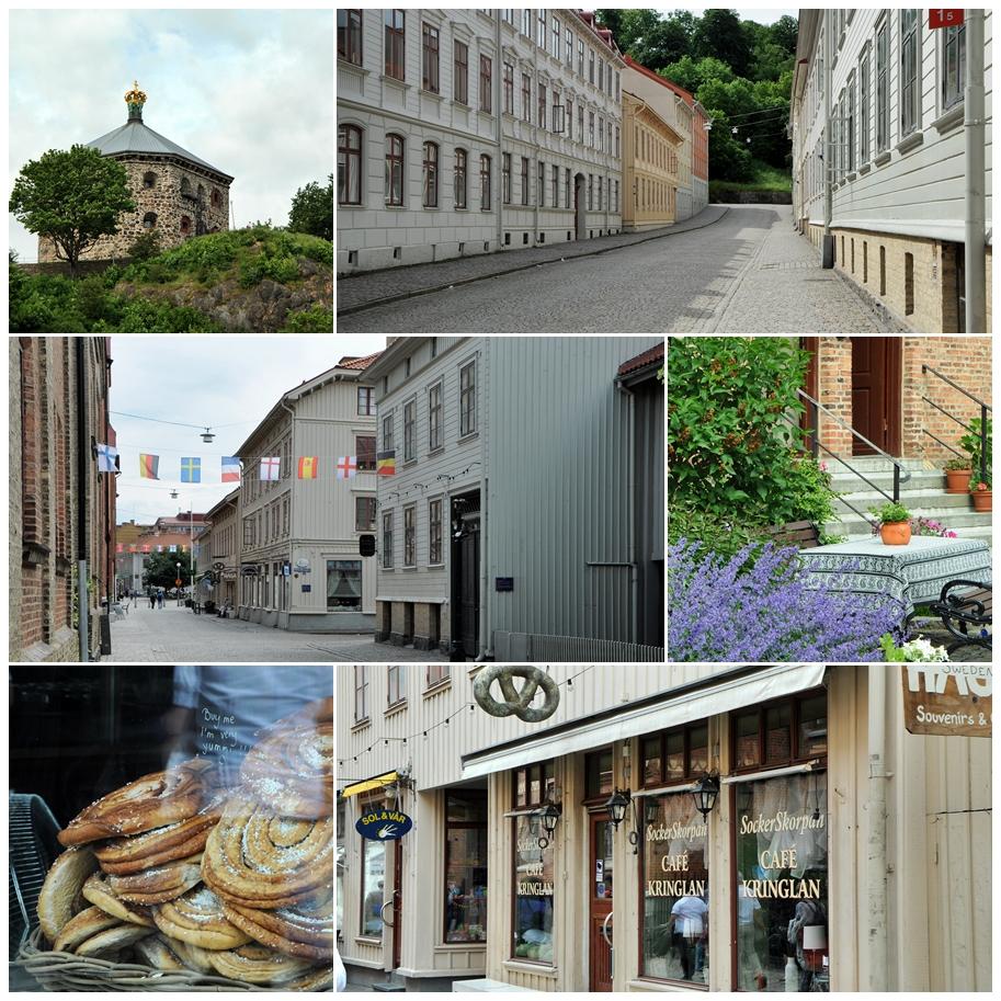 Stadtteil Haga - Göteborg