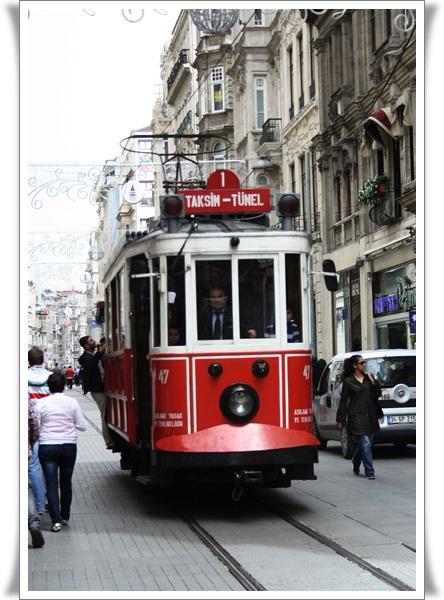 Stadtteil Taksim - Istanbul