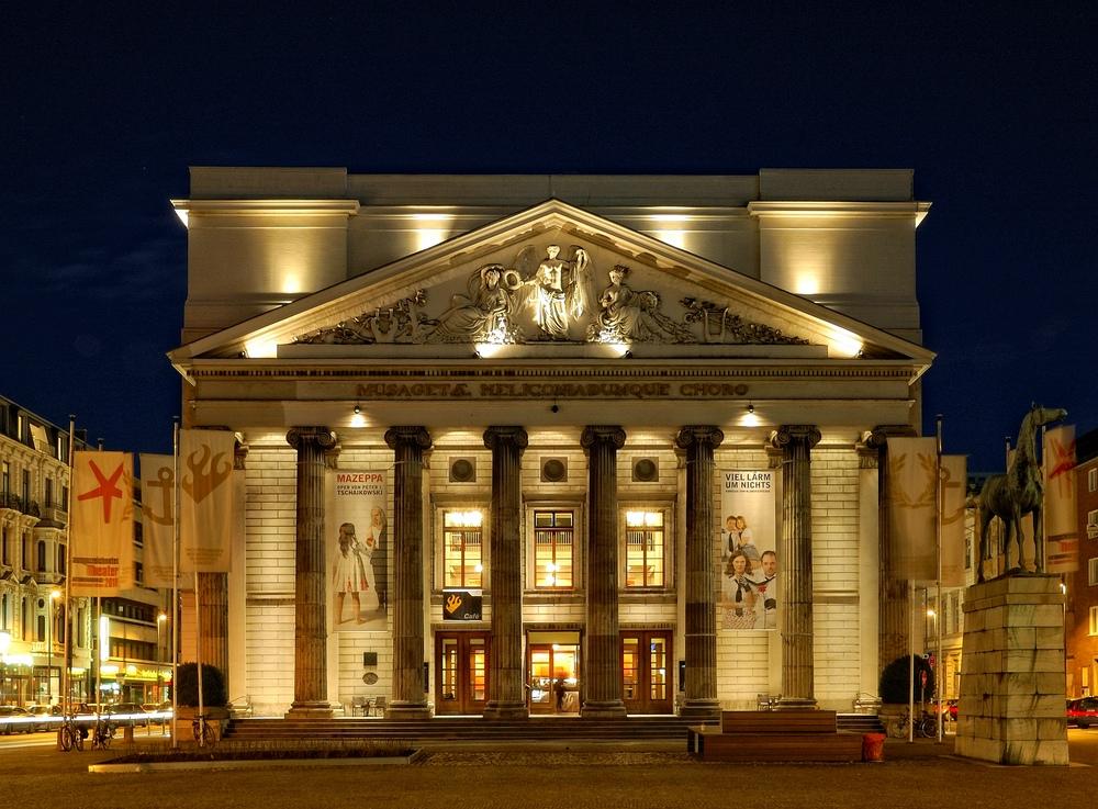 Stadttheater Aachen...