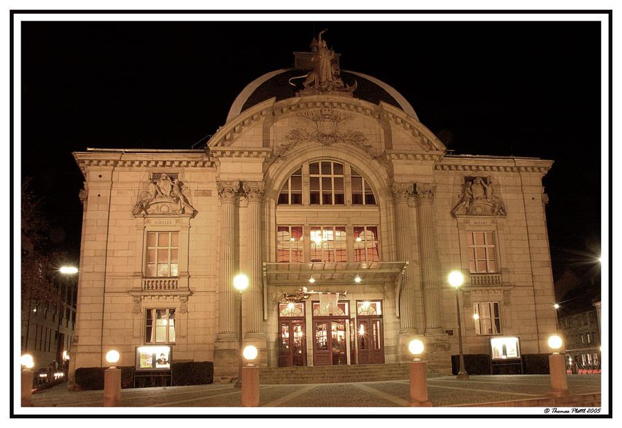 * Stadttheater - Fürth *