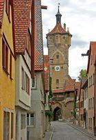 Stadttor in Rothenburg o.d. Tauber