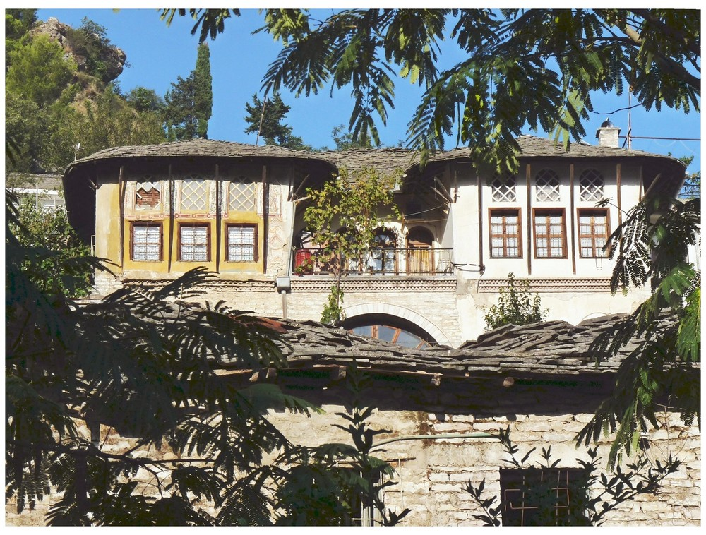 Stadtvilla in Girokaster