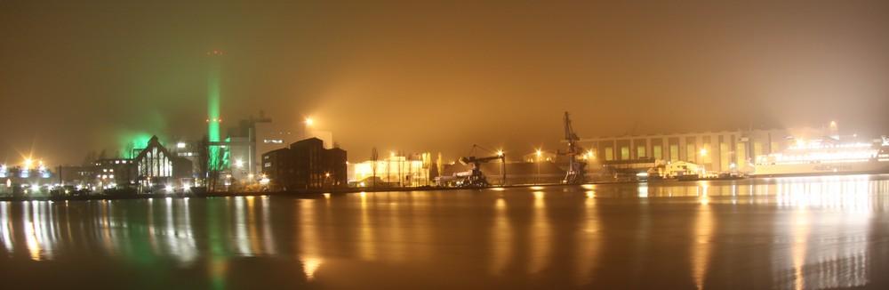 Stadtwerke Flensburg bei sch.... Wetter.....