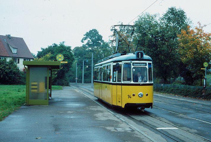Stadtwerke Ulm, Wagen 14