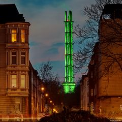 Stadtwerketurm Duisburg I
