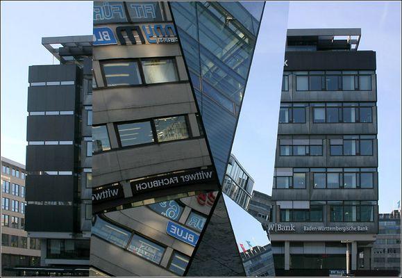 Städtebauliches Durcheinander in der Stuttgarter City?
