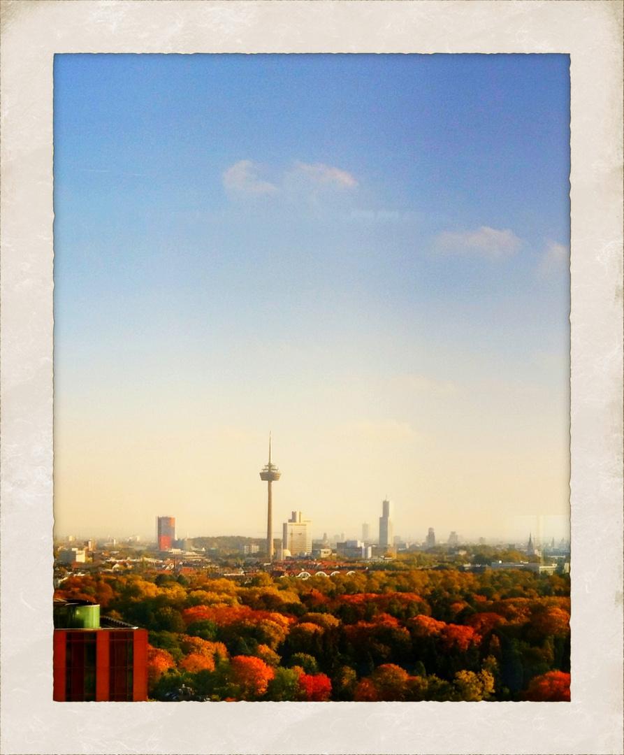 städtische Farbenpracht made in Köln!