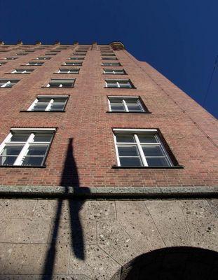 Städtisches Hochhaus München