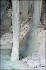 Stämme aus Eis