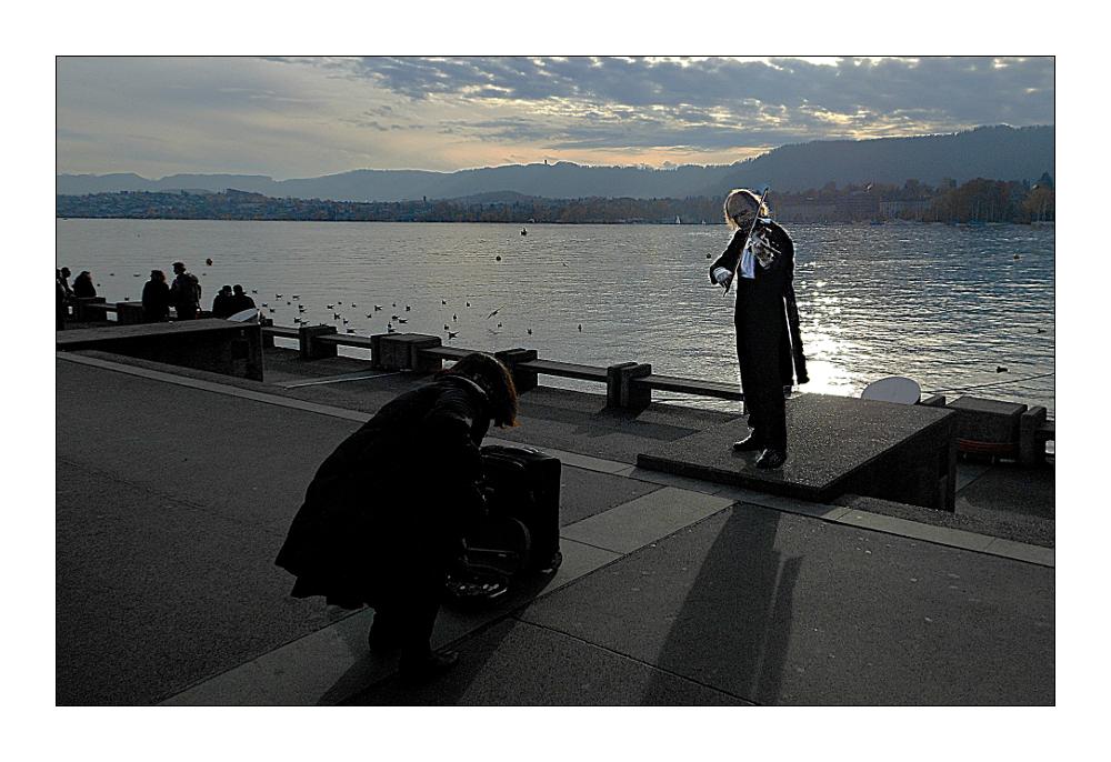 Ständchen am See (Zürich)