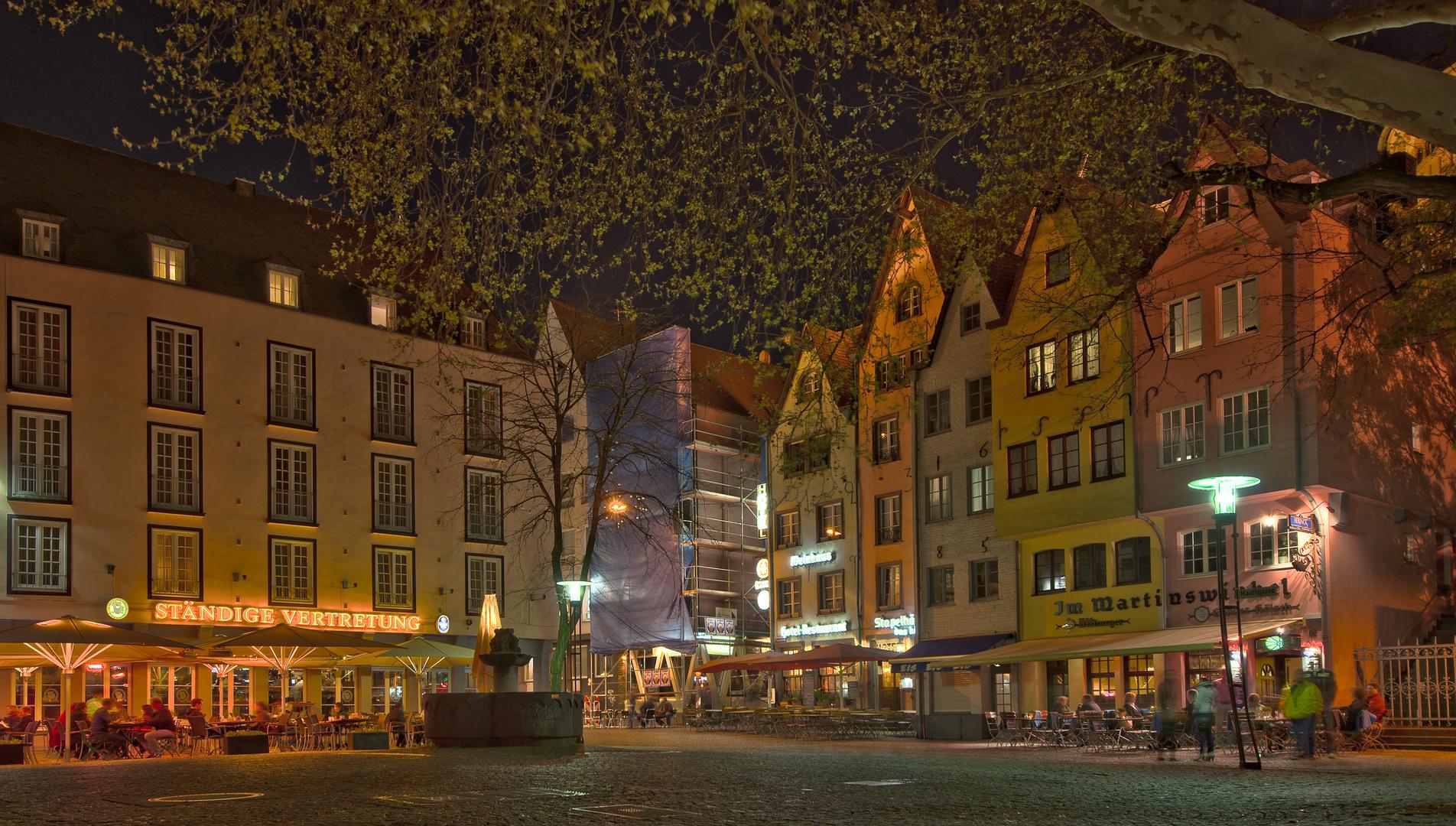 Ständige Vertretung Köln