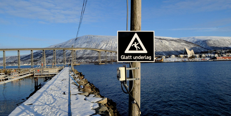 Ständiges Motto in Tromsö