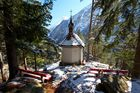 Stäubenkapelle , Gurtnellen,