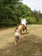 Stafettenrennen beim Kranzrennen im Eselstall