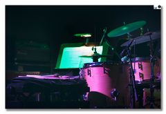"""Stage Michael Vatcher - drums """"A Day in My Life"""""""