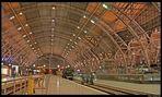 Stahl - Bahnhof Leipzig