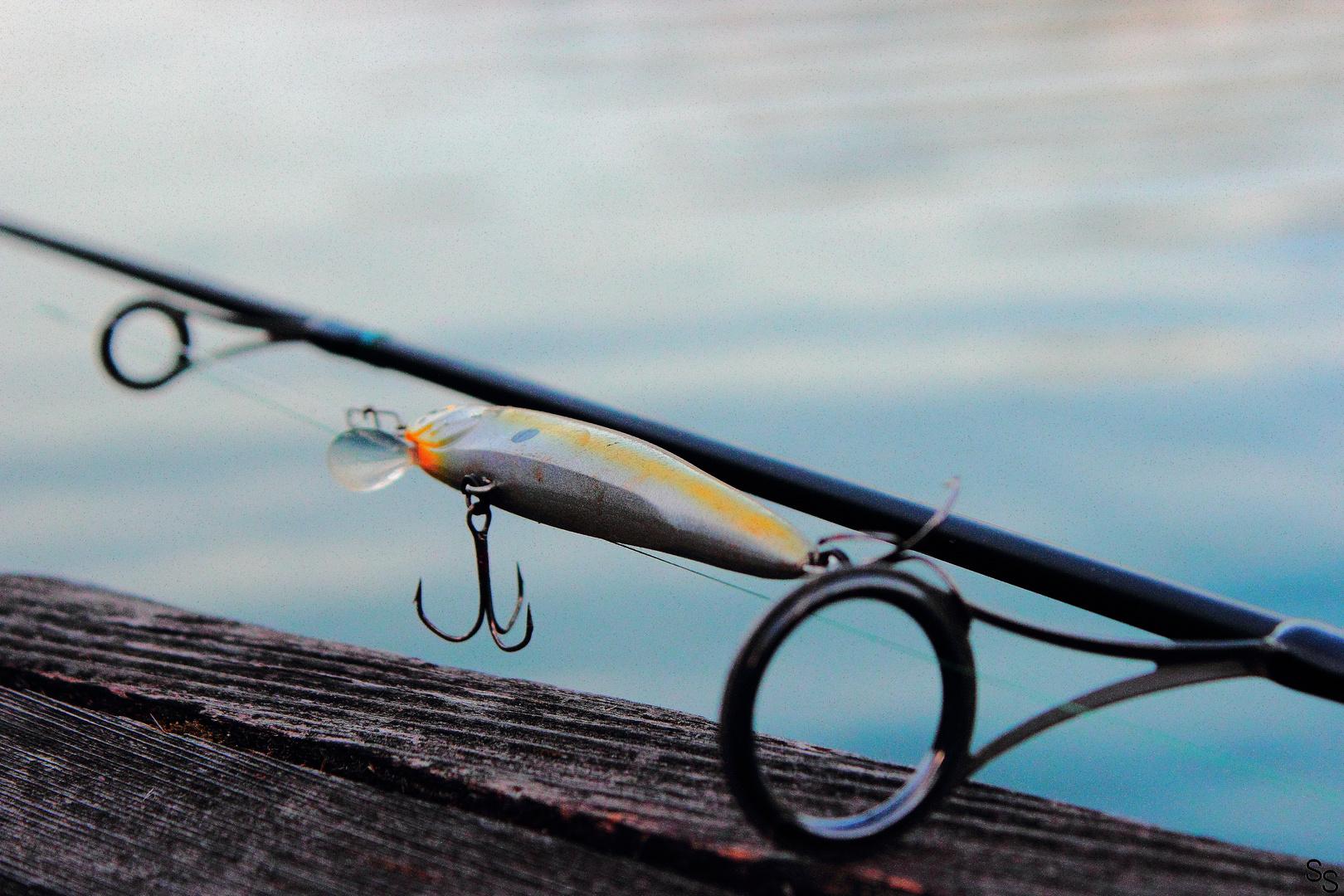 Stahl Fisch