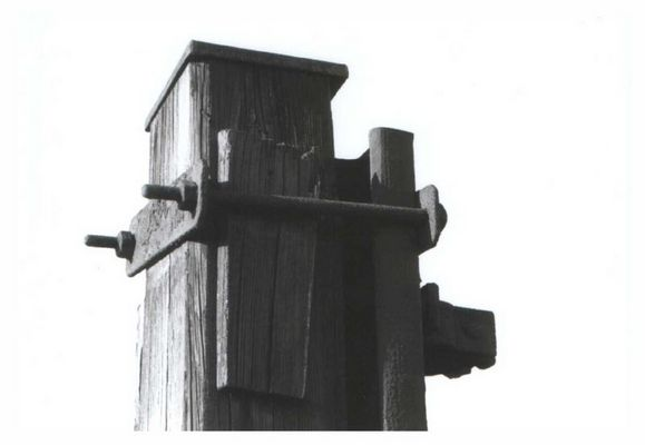 Stahl und Holz
