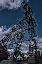 Stahlbau...heute nur noch Fotomotiv.