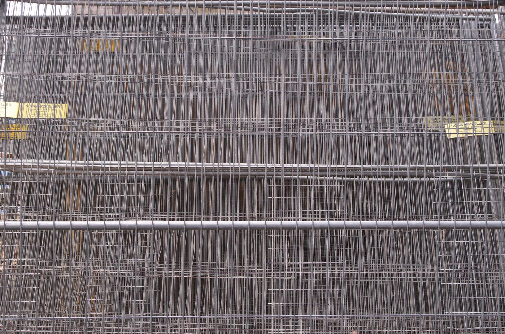 Stahlgewebe (Absperrgitter)