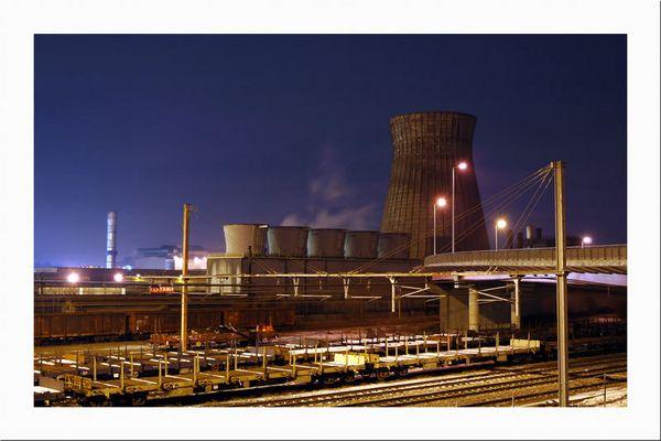Stahlindustrie in Differdange