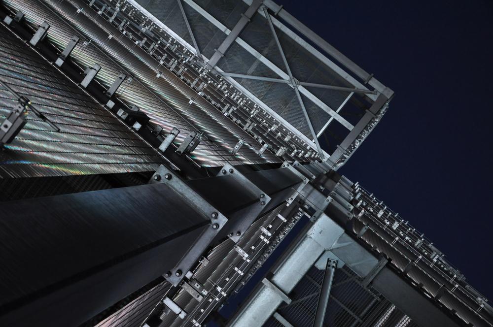 Stahlkonstruktion vom Indemann