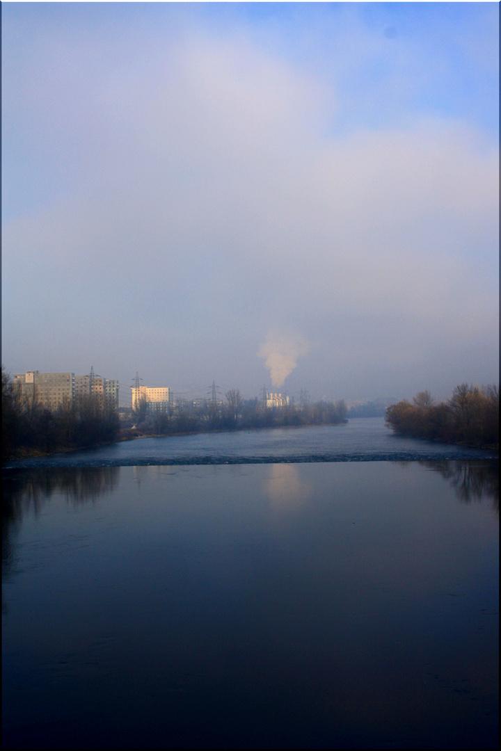 Stahlstadt.