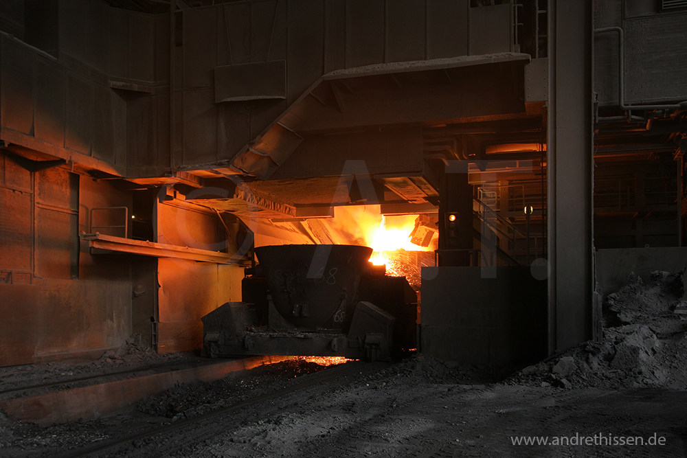 Stahlwerk 1