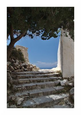 stairs at Monolithos