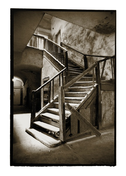stairs to ...