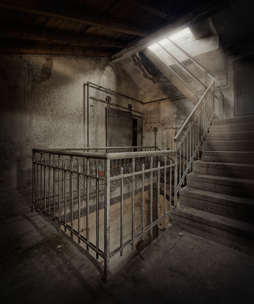 Stairway oder so.........