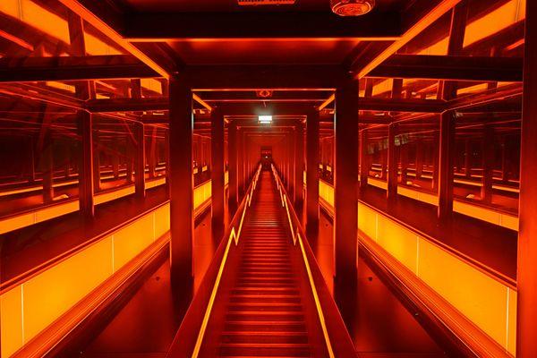 Stairway Orange